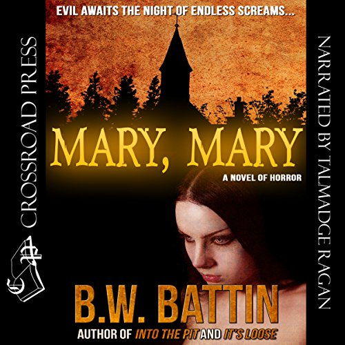 Mary, Mary audiobook cover art