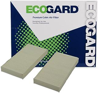 ECOGARD XC16079 Premium Cabin Air Filter Fits Jeep Liberty 2008-2012 | Dodge Nitro 2008-2011
