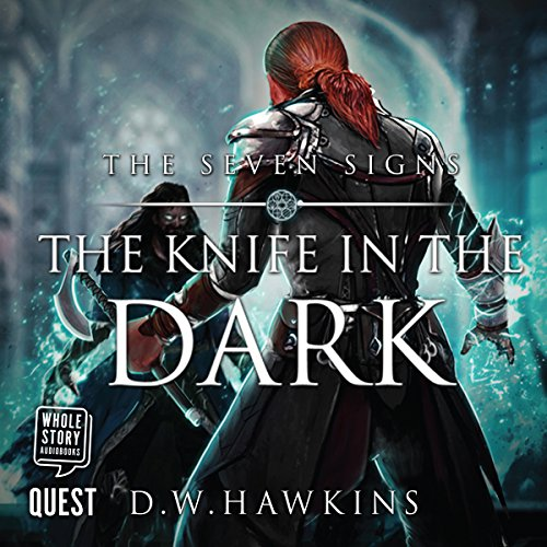 The Knife in the Dark cover art