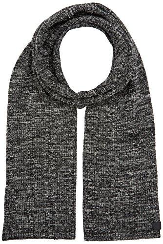 BOSS Mannen Ariffonos sjaal, zwart (Black 001), One Size (fabrikantmaat: STCK)
