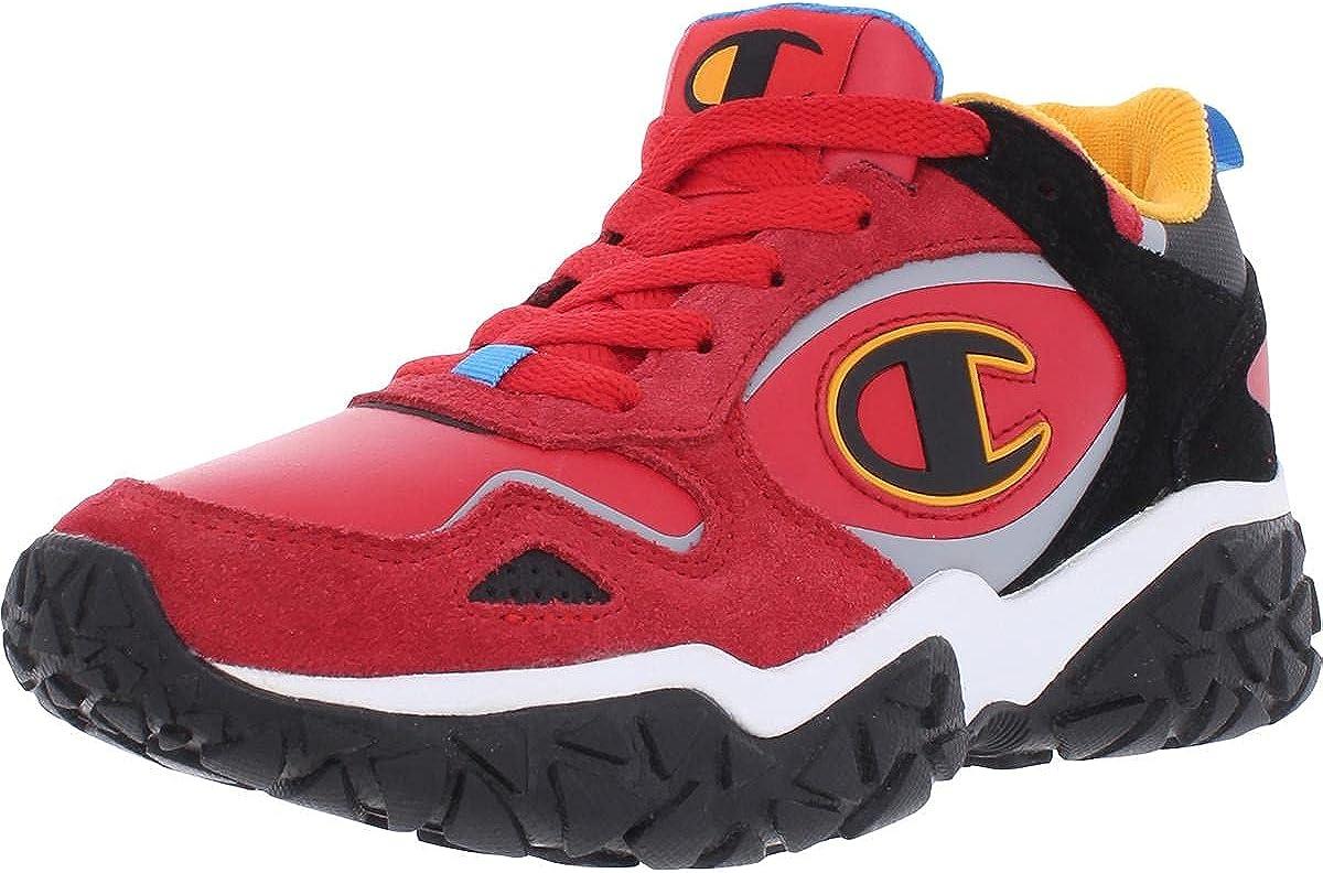 Champion Boys Tank Trak Suede Gym Running Shoes