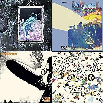 Led Zeppelin: grandes éxitos