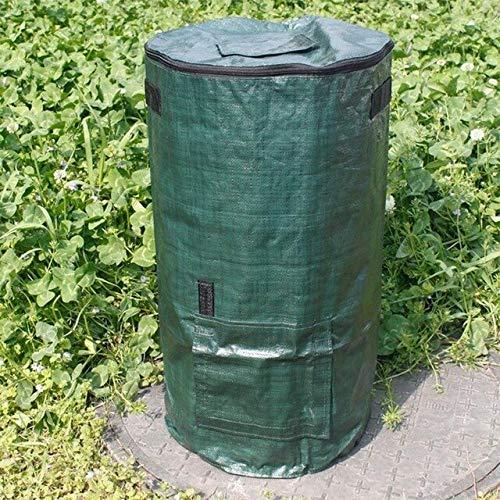Great Price! Yard Waste Bags Organic Waste Kitchen Garden Yard Compost Bag Environmental Cloth Plant...