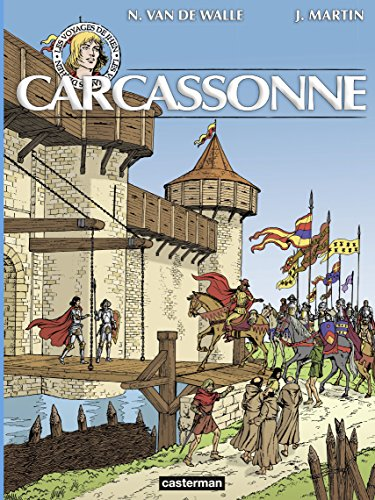 Les voyages de Jhen - Carcassonne (French Edition) eBook: Martin, Jacques, Van De Walle, Nicolas, Van De Walle, Nicolas, Martin, Jacques, Fagard, Jean-Marc: Amazon.es: Tienda Kindle