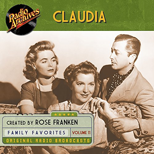 Claudia, Volume 11 audiobook cover art