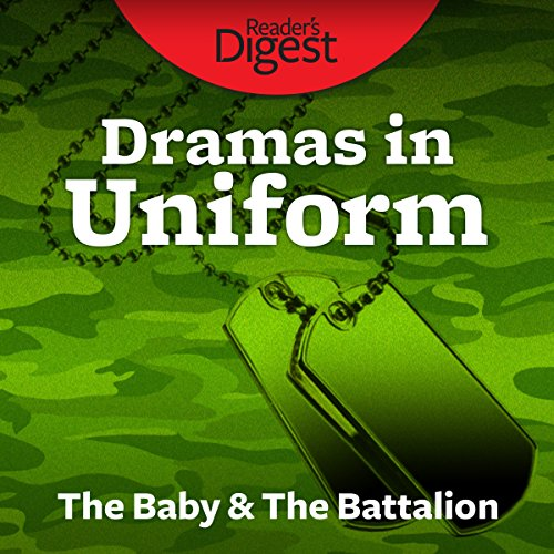 The Baby & the Battalion audiobook cover art
