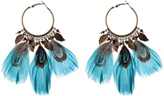 e5eddccf7 Amazon.fr : Freessom - Turquoise : Bijoux