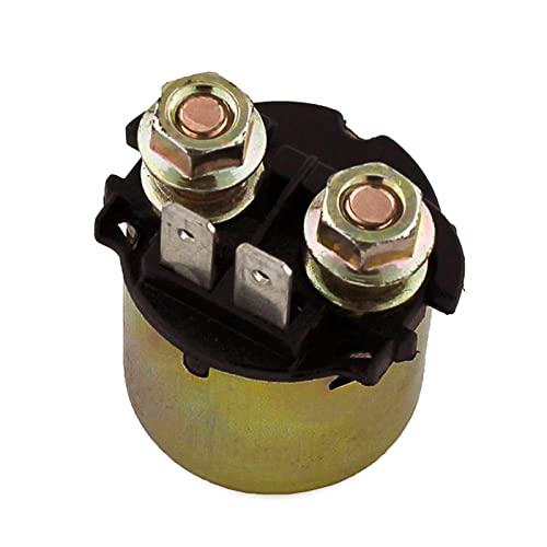 caltric starter solenoid relay fits kawasaki prairie 300 4x4 1999 2000 2001  2002