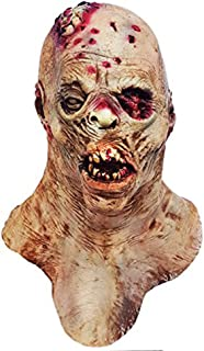 Horror Mask, Latex Monster Scary Mask Suit for Costume Party Halloween Props