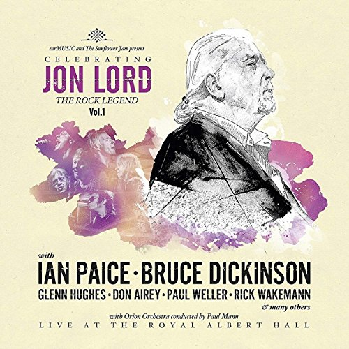 Celebrating Jon Lord-the Rock Legend Vol.1 (Ltd.) [Vinyl LP]