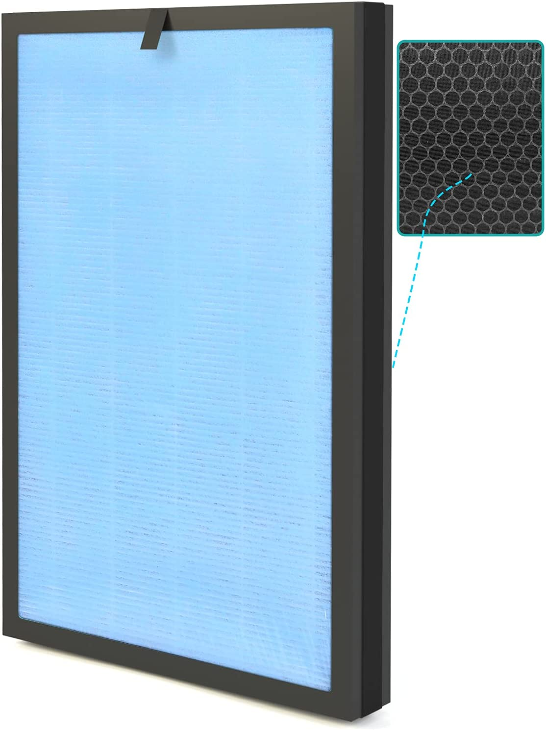 SimPure HP8 Original HEPA Replacement Compatible Filter Don't miss the service campaign Sim with