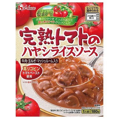 完熟トマトのハヤシライスソース 210g×30個