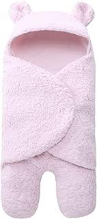 Fairy Baby Newborn Boys Girls Cotton Receiving Sleeping Blanket Bag Soft Plush Wrap Swaddle