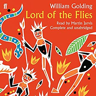 Lord of the Flies                   By:                                                                                                                                 William Golding                               Narrated by:                                                                                                                                 Martin Jarvis                      Length: 6 hrs and 59 mins     1,482 ratings     Overall 4.4