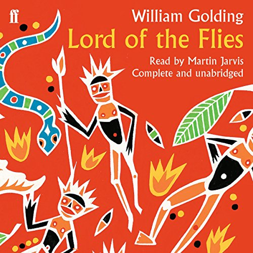 Couverture de Lord of the Flies