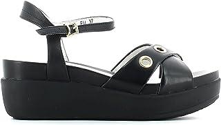 Sandalias y chanclas para mujer, color Negro , marca STONEFLY, modelo Sandalias Y Chanclas Para Mujer STONEFLY SKY 2 CALF Negro