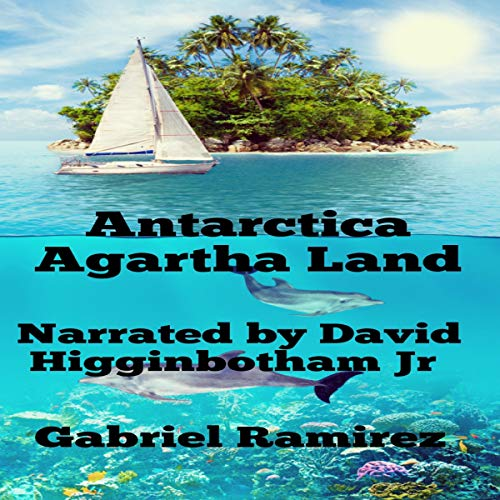 Antarctica Agartha Land cover art