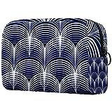 Bolsa de maquillaje personalizada para brochas de maquillaje, bolsas de aseo portátiles para mujeres, bolso cosmético, organizador de viaje, fuente de parábola
