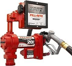 12 volt portable gas transfer pump