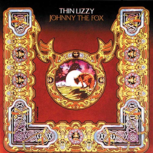 Thin Lizzy: Johnny the Fox (Audio CD (Remastered))