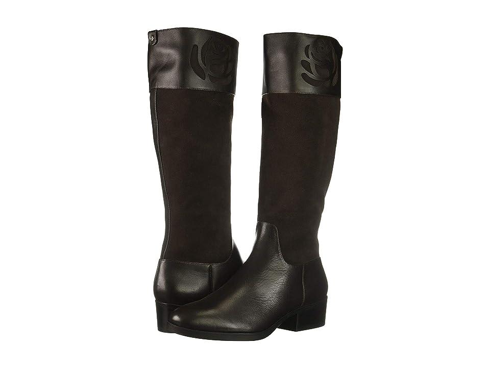 Taryn Rose Georgia Weatherproof (Chocolate Smooth Leather) Women