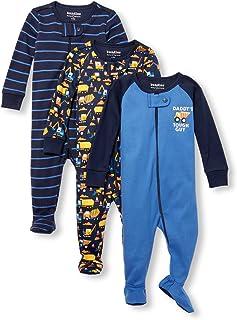 83e0710a2d Amazon.com  The Children s Place - Blanket Sleepers   Sleepwear ...