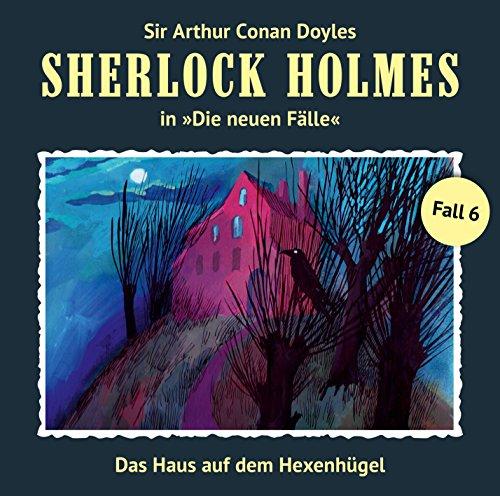 Das Haus auf dem Hexenhügel audiobook cover art
