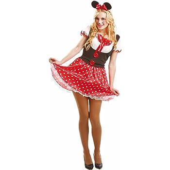 Disfraz de Ratita para mujer para adultos: Amazon.es: Ropa y ...