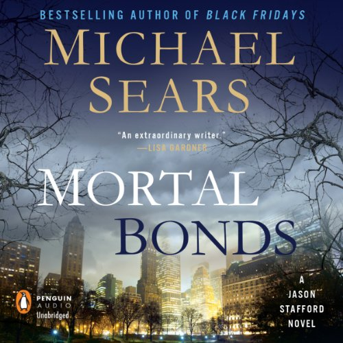 Mortal Bonds audiobook cover art