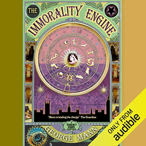 The Immorality Engine  By  cover art