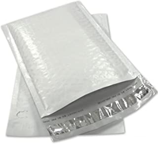 Sales4Less #000 Poly Bubble Mailers 4X8 Inches Padded Envelope Mailer Waterproof Pack of 250