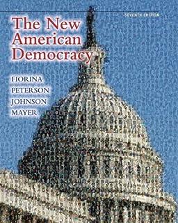 New American Democracy, The (0205780164) | Amazon price tracker / tracking, Amazon price history charts, Amazon price watches, Amazon price drop alerts
