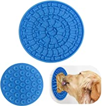XiaoXT Bath Lick mat for Dogs,Silicone Dog Lick Pad for Pet Bathing Grooming,Just Need Peanut Butter