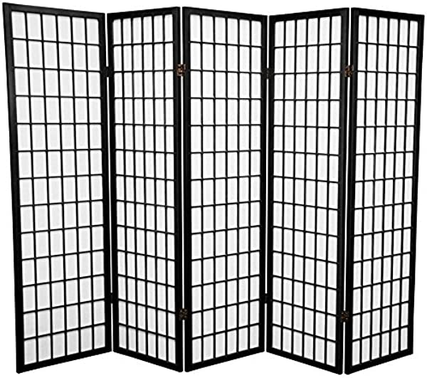 5 Panel Room Divider