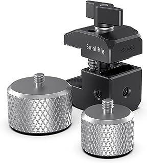 SMALLRIG Counterweight Mounting Clamp Morsetto di Montaggio Contrappeso per DJI Ronin-S /-SC e Zhiyun Weebill-S, Crane Gim...