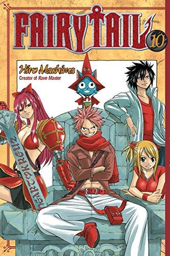Fairy Tail Vol. 10 (English Edition)
