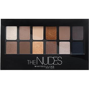 Maybelline Maquillaje The Nude Palette, color Café/Dorado/Terracota