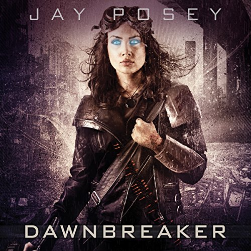 Dawnbreaker audiobook cover art