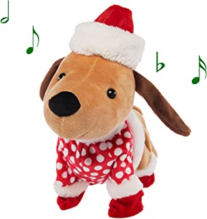 Simply Genius Funny Animated Toys, Christmas Toys, Dog Stuffed Animals, Animated Christmas Decorations That Sing Christmas Music and Dance