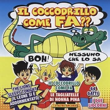 Il coccodrillo come fa?