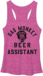 gas monkey beer assistant shirt