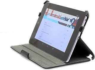 StilGut UltraSlim fodral väska med ställfunktion för Google Asus Nexus 7 (8 och 16 GB) surfplatta Sleep and Wake Up-funkti...