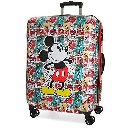 Disney 3331861 Posters Maleta, 69 cm, 75 litros, Multicolor