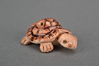 clay whistle turtle