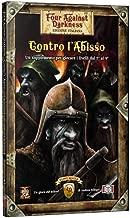 MS Edizioni Four Against Darkness : Contro L'ABISSO Espansione Gioco di Ruolo in Italiano