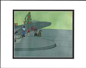 filmation animation cels