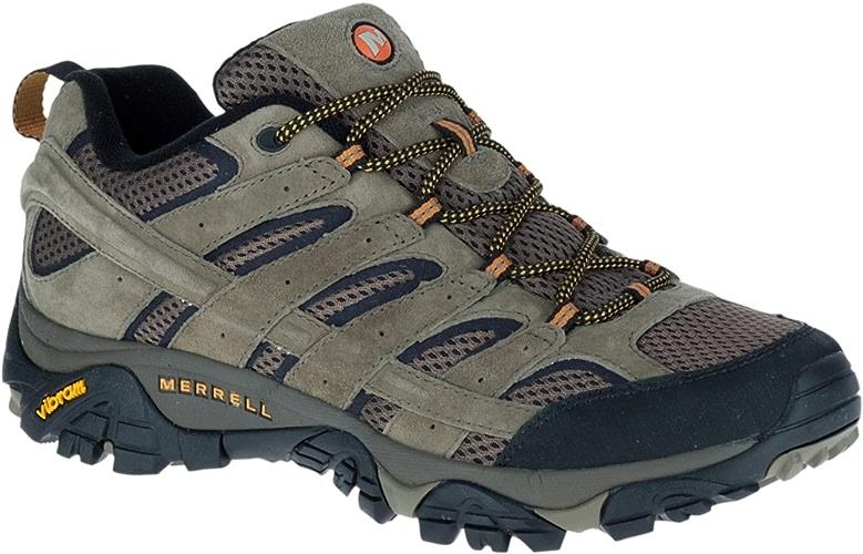 Merrell  MOAB 2 VENT-M, Chaussures de Randonnée Basses homme - Marron (noix) - 38 EU