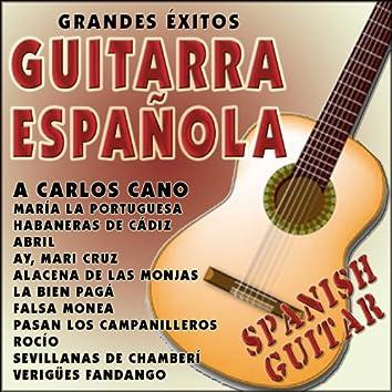 Grandes éxitos de la Guitarra Española
