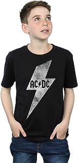 AC/DC niños Lightning Bolt Camiseta