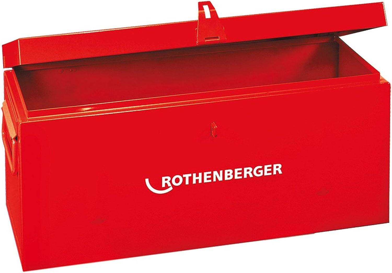ROTHENBERGER Stahlblechkoffer für ROBULL B013WVQTX0 | Fein Verarbeitet